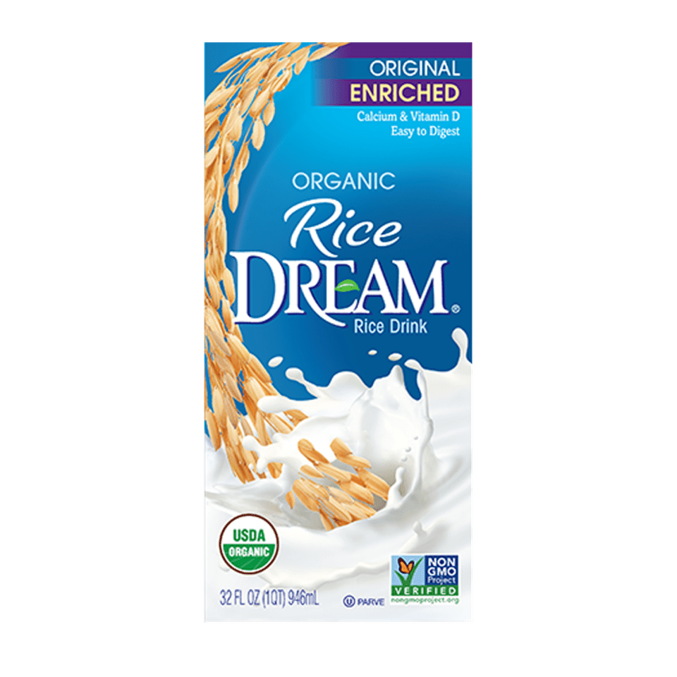 Organic Rice Dream Original Enriched