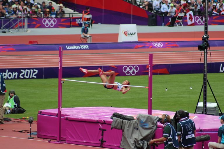 Official Rules For The Olympic High Jump