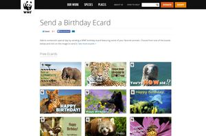 12 places to find completely free ecards the free birthday ecards at wwf bookmarktalkfo Choice Image