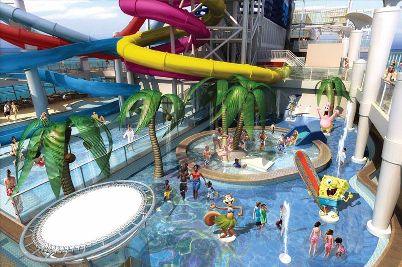 Norwegian Cruise Line Profile Of KidFriendly Cruise Line - Nickelodeon cruise ships