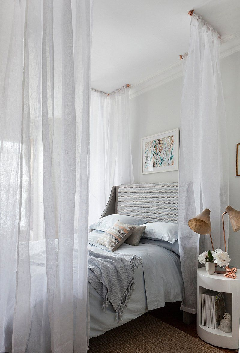 25 DIYs to Update Your Bedroom