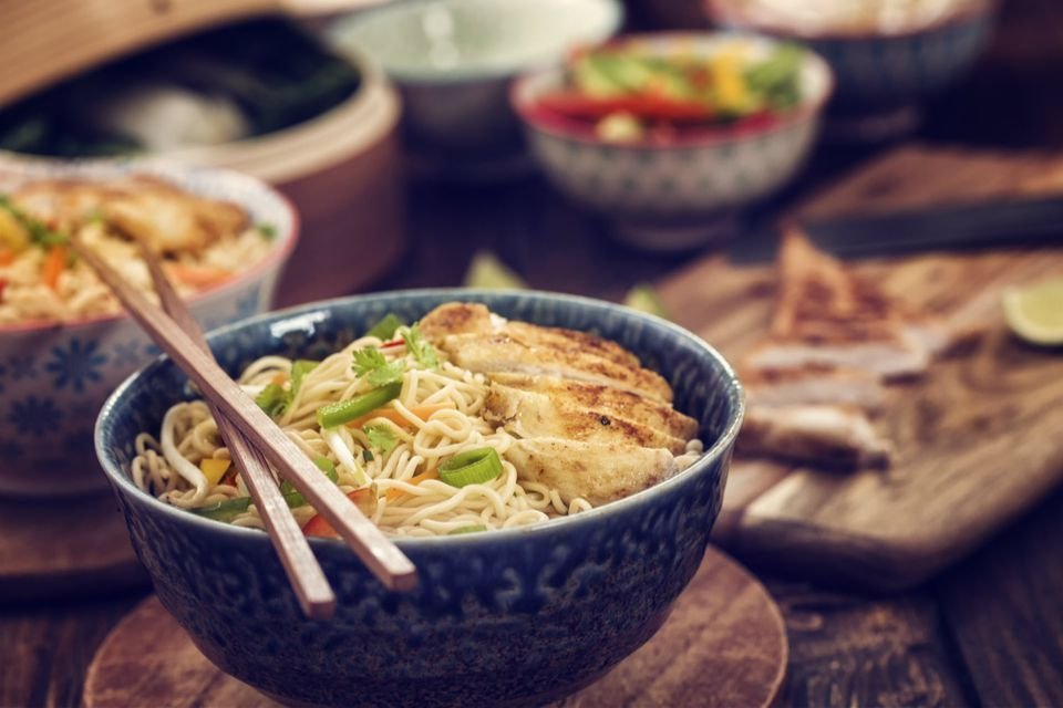 Ramen Stir Fry your kids can help you make
