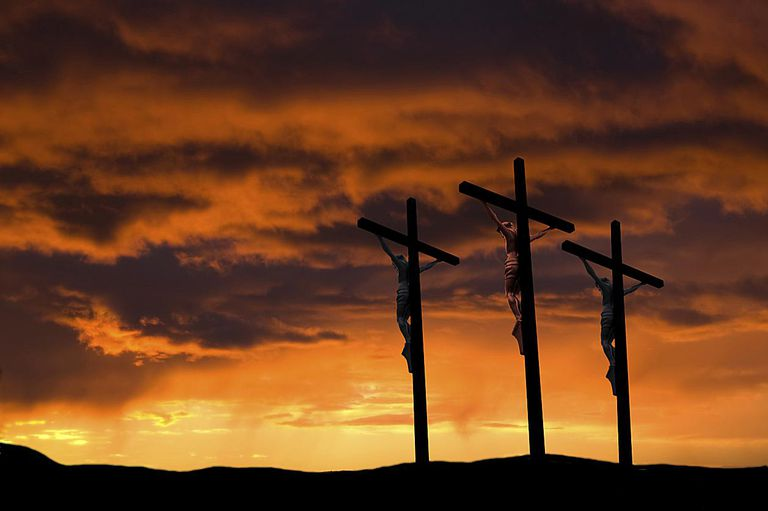 Image result for jesus crucified pictures