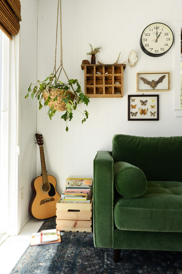 living room corner decor 25 ways to decorate with wooden crates 11989