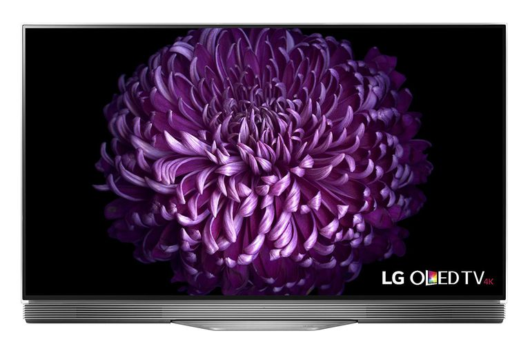 LG Electronics OLED55E7P 55-Inch 4K Ultra HD Smart OLED TV