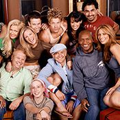Photo of CBS's Big Brother All Stars cast