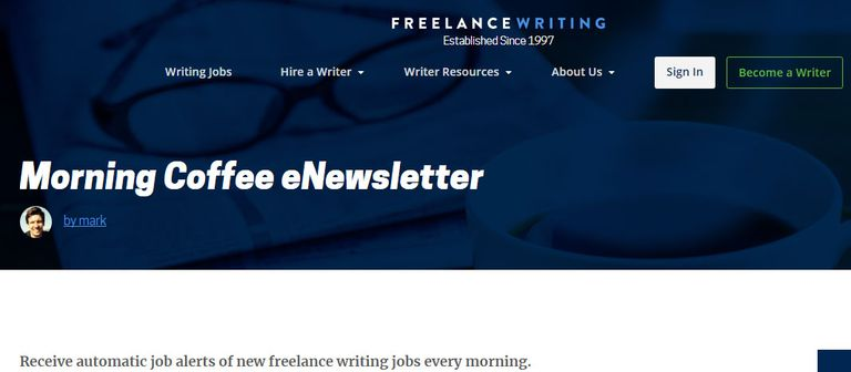 learn how to writing jobs in nyc and beyond  thing about morning coffee is that when it arrives in your inbox your next lance assignment is just a click away the only caveat is that it s easy