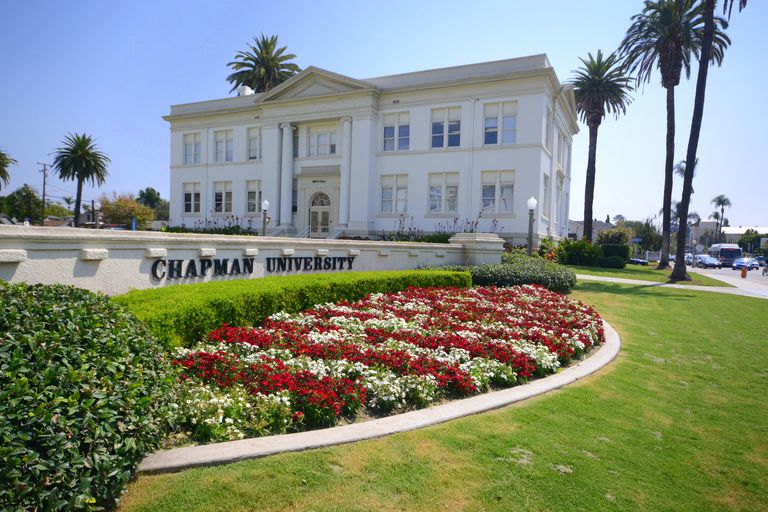 Smith Hall at Chapman University