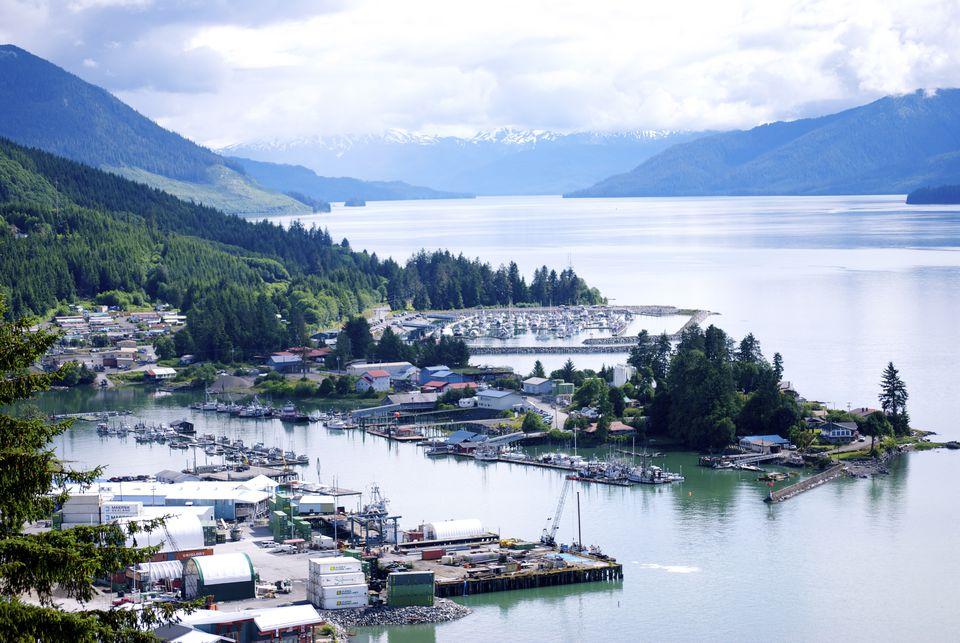 Wrangell Alaska