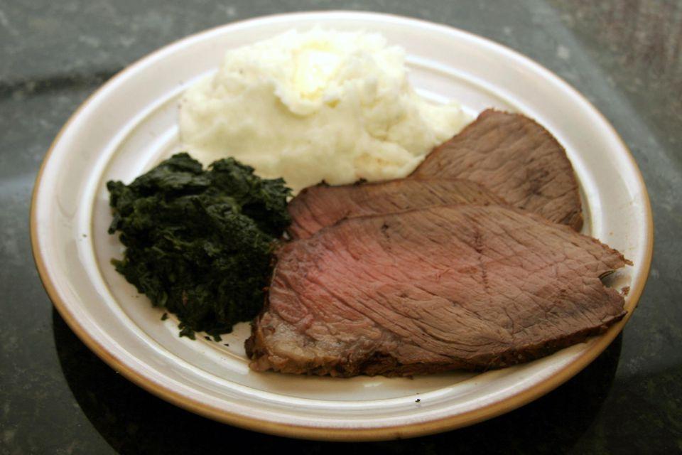 Round Tip Beef Roast