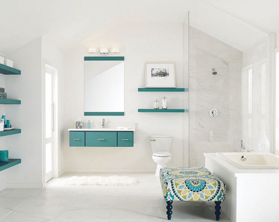 15 secrets to make your bathroom look expensive How to set up a small bathroom