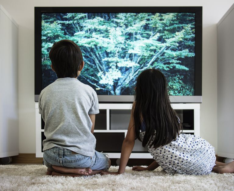 Limit your child's TV time.