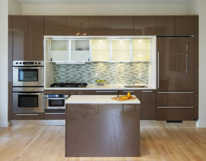 Refacing or replacing kitchen cabinets for Cheapest way to reface kitchen cabinets