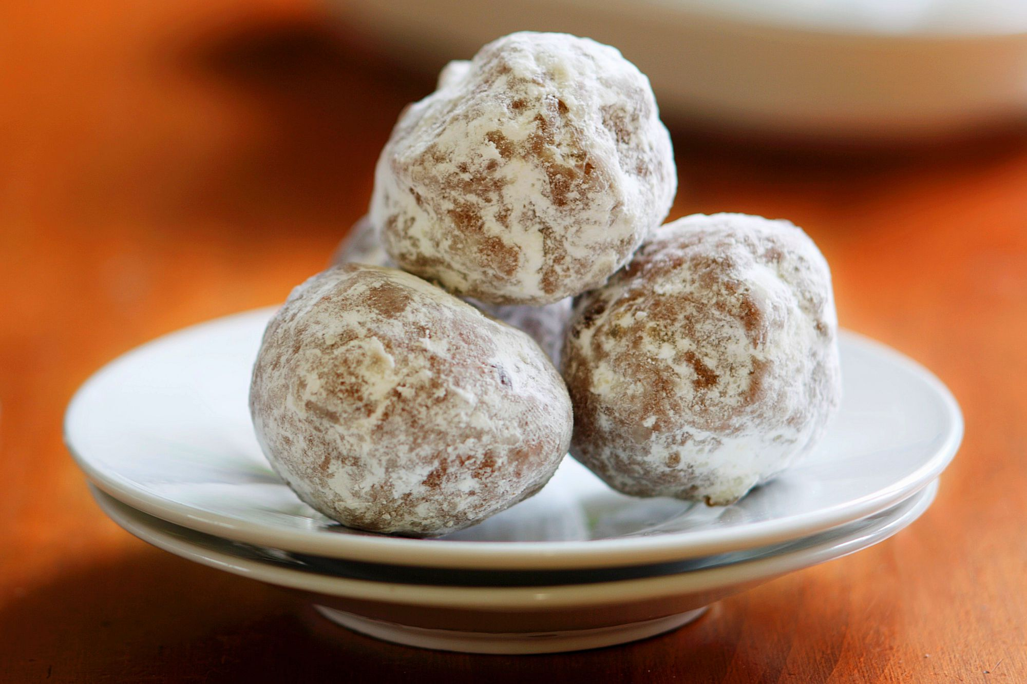 How To Make Polvorones Or Mexican Wedding Cookies