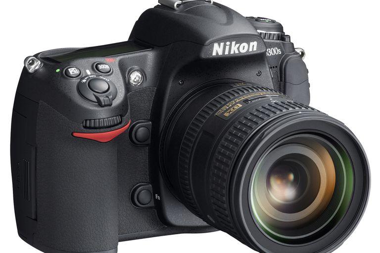 The Nikon D300s