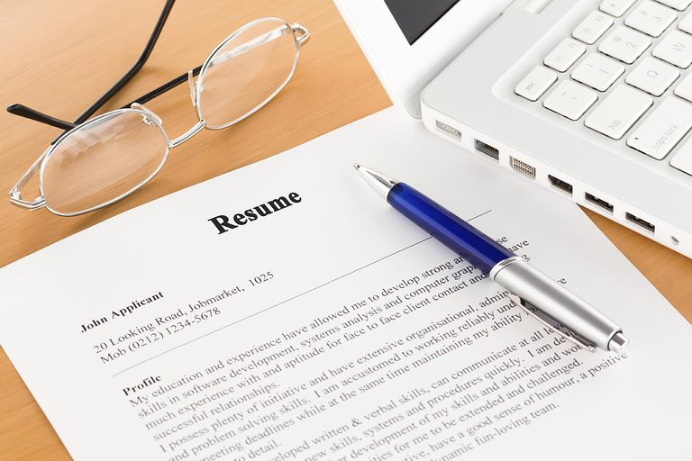 choose the right resume format