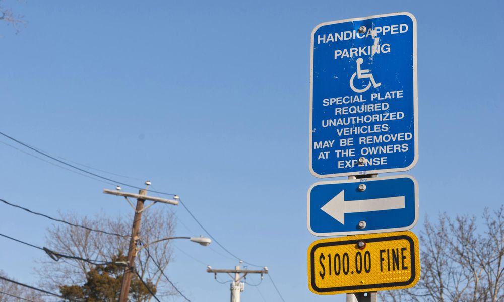 Handicapped Parking Permit
