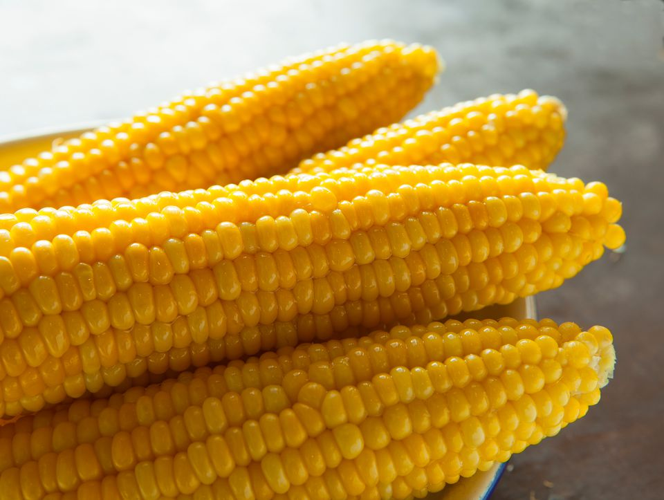 Close-Up Of Corn
