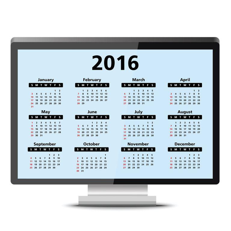 online calendar planner