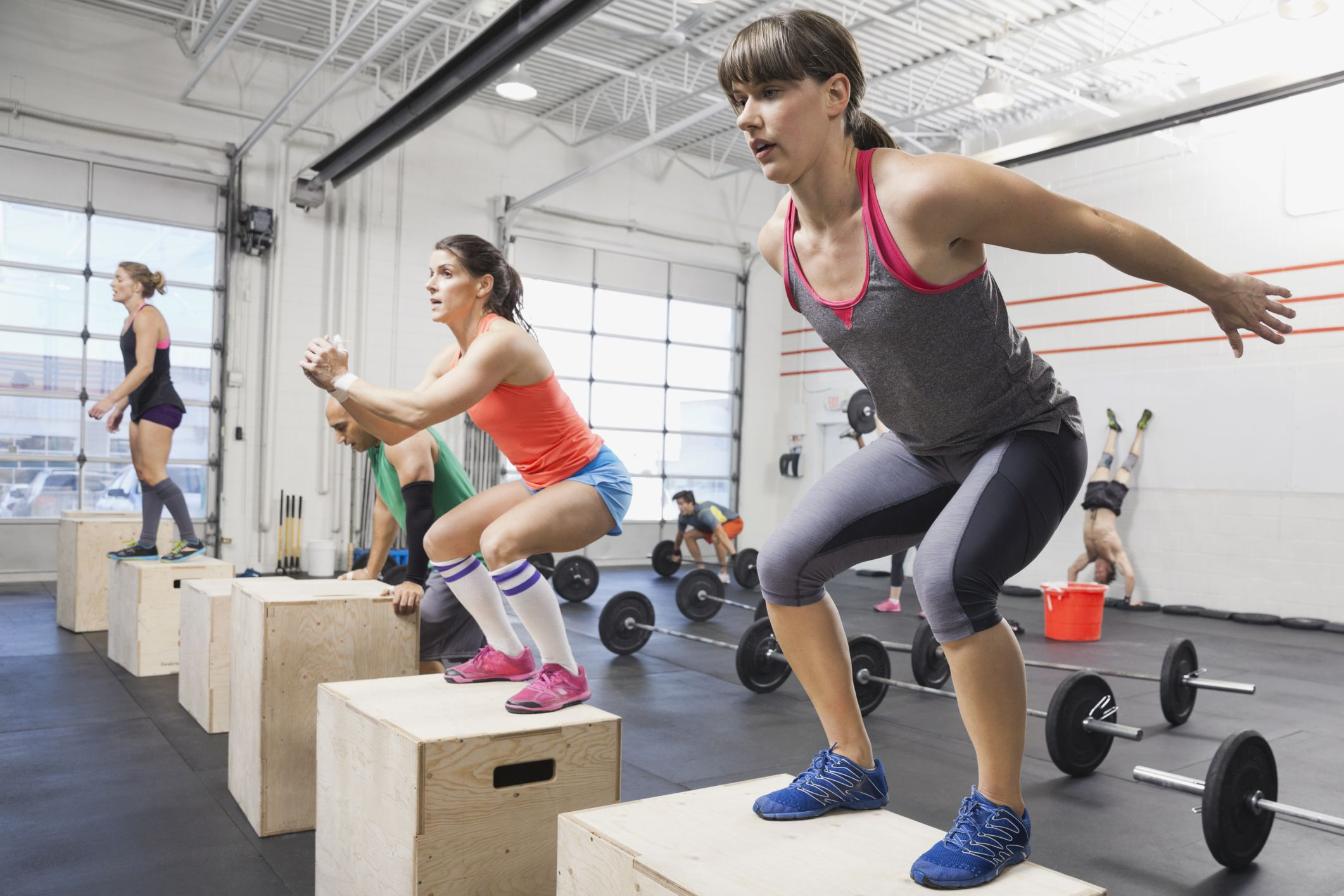 Targeted Exercises Burn Fat Faster