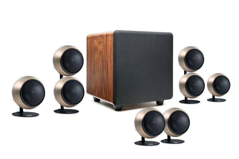 Orb Audio People's Choice Home Theater Speaker System