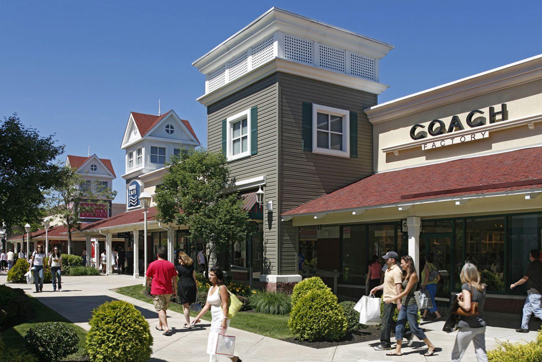Malls In Ct >> Clinton Crossing Premium Outlets - Clinton, Connecticut
