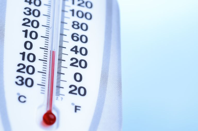 Farenheit and Celcius are two common mis-spellings of the Fahrenheit and Celsius temperature scales.