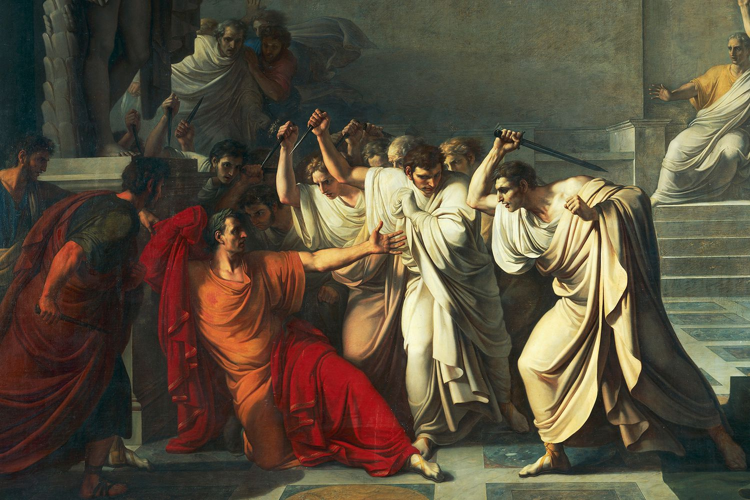 julius caeser was murdered persuasive essay Caesar was was brutus an honorable man essay murdered by his best friend brutus and the conspirators after reading the play julius caeser by william shakespeare,.