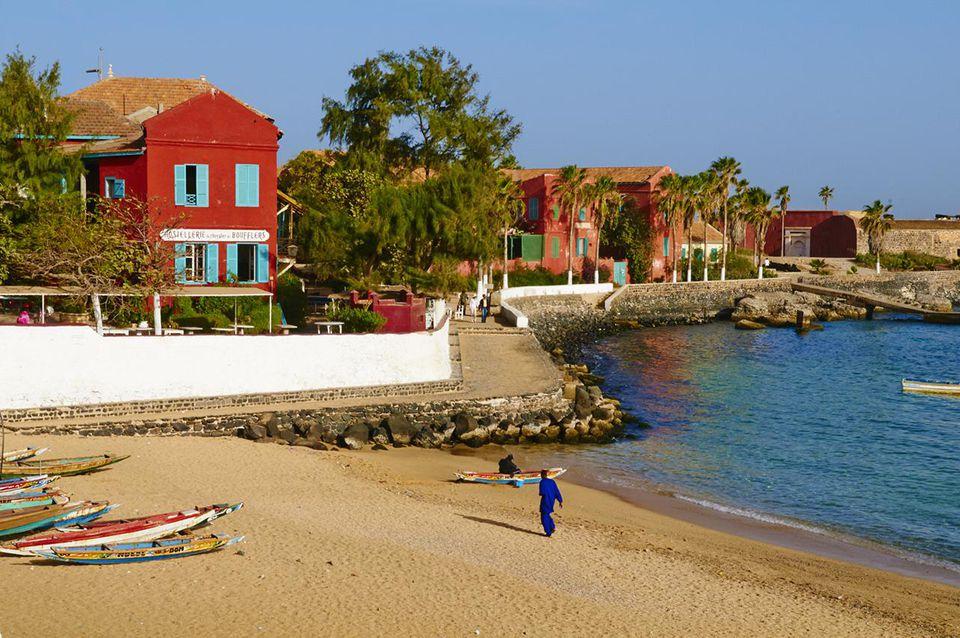 Senegal Travel Guide Essential Facts and Information Île de Gorée