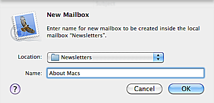 how to search mailboxes on apple mail