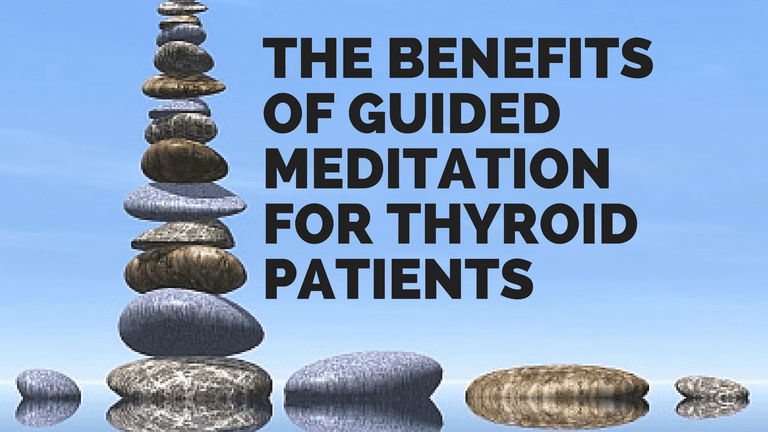 thyroid meditation
