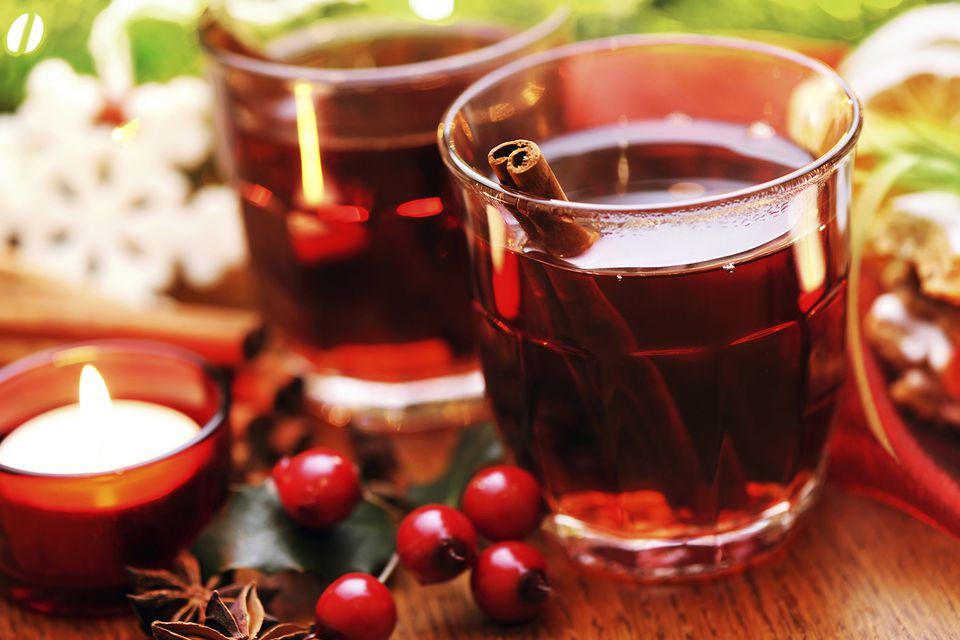 Sweet Adeline Warm Drink Recipe