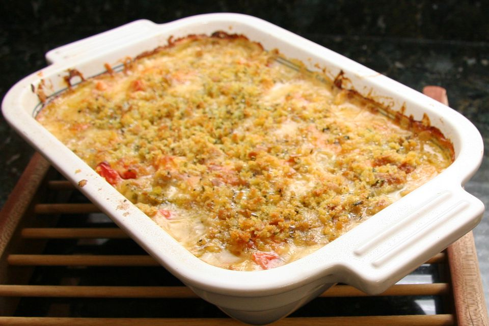 Cheese Eggplant Casserole