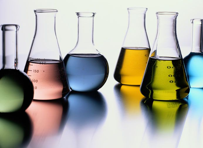 You can calculate mass of a liquid from its density and volume.