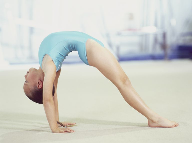 Gymnastics bridge