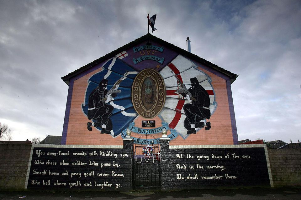 Northern Ireland In The Shadow Of The Peace Process