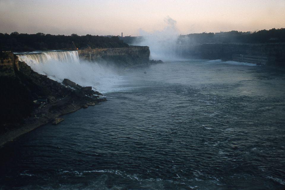 Vintage Niagara Falls