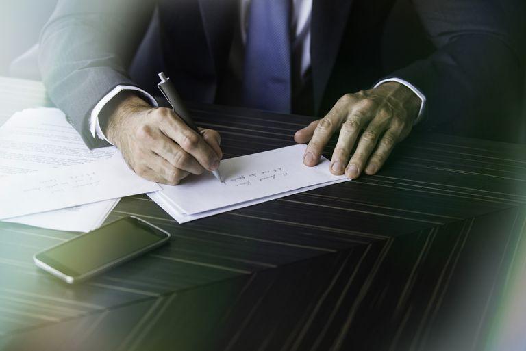 Board Letter Invitations