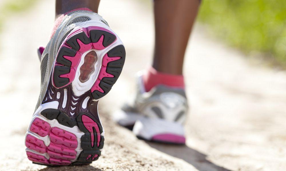 Walking - Taking a Step