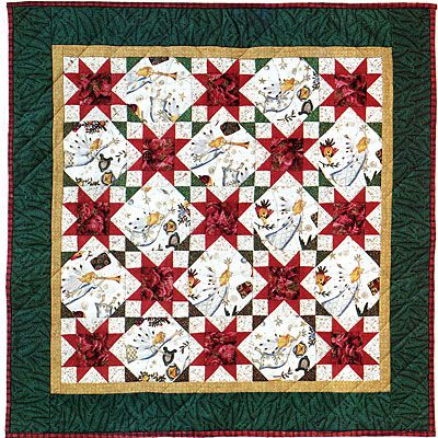 How to Make Snowball Quilt Blocks of Any Size : snowball quilt patterns - Adamdwight.com