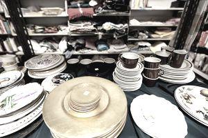 Thrift store.