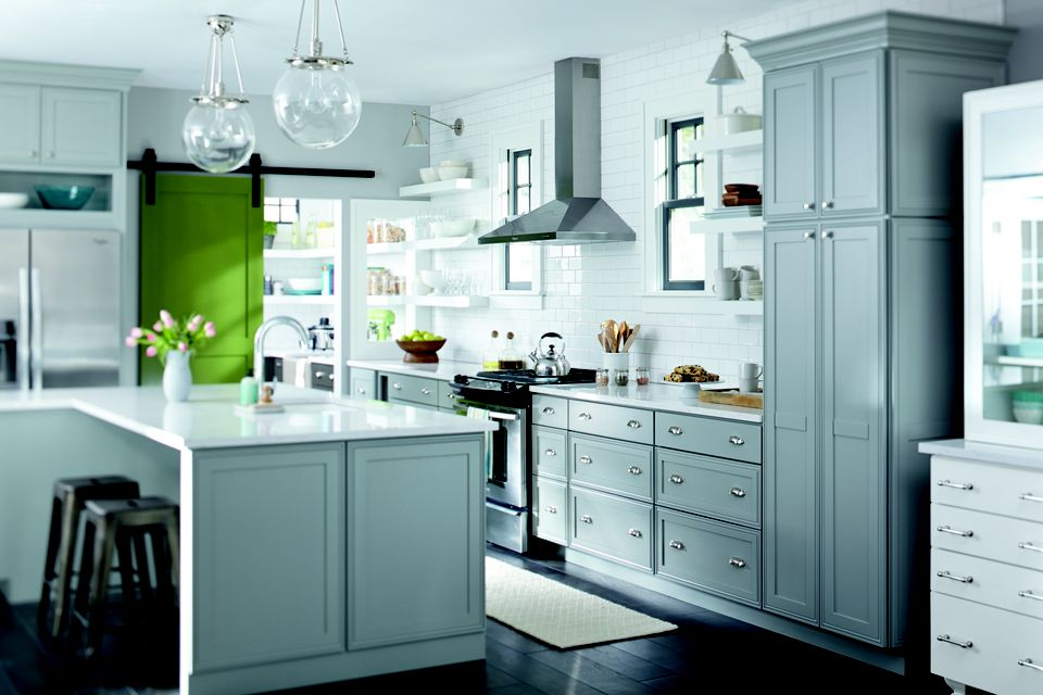Decora Daladier Kitchen - MasterBrands