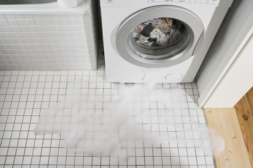 What Causes Washing Machine Leaking