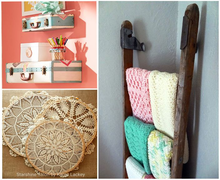 18 Beautiful Vintage Nursery Ideas