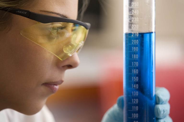 A concentrated solution contains a large amount of dissolved solute in the solvent.