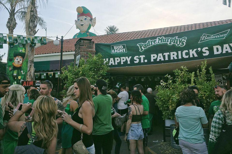 Padre Murphy's Glendale