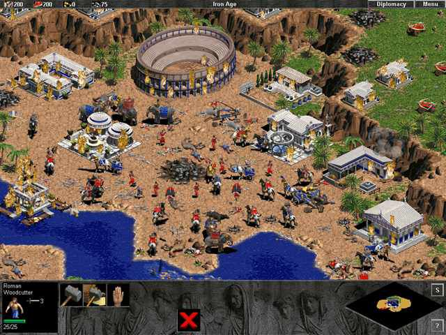 Afbeeldingen van Age of Empires Rise of Rome Expansion