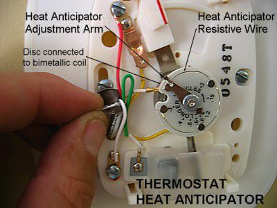 Thermostat Heat Anticipator