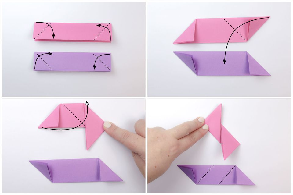 Origami Ninja Star Tutorial - photo#37