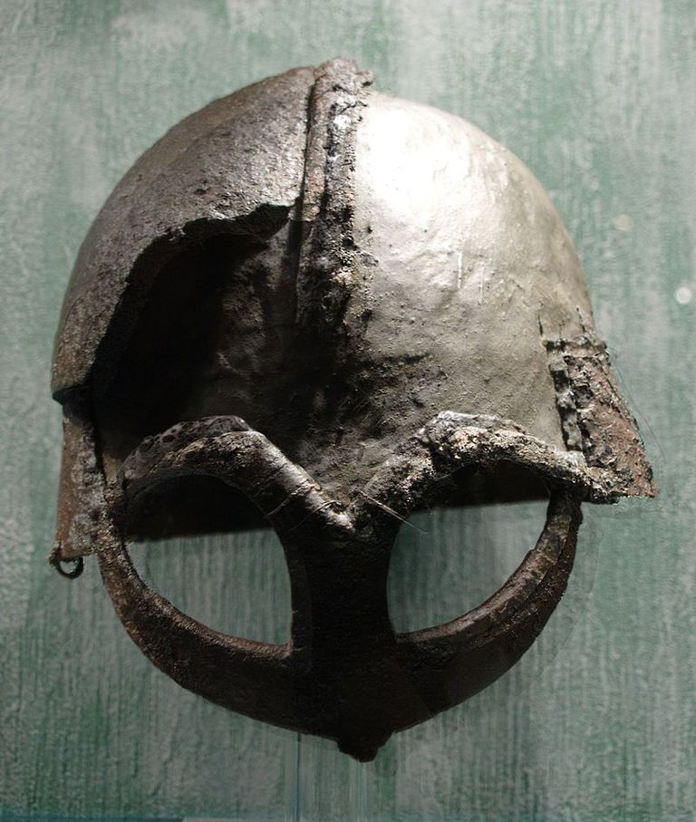 10th Century Viking Helmet